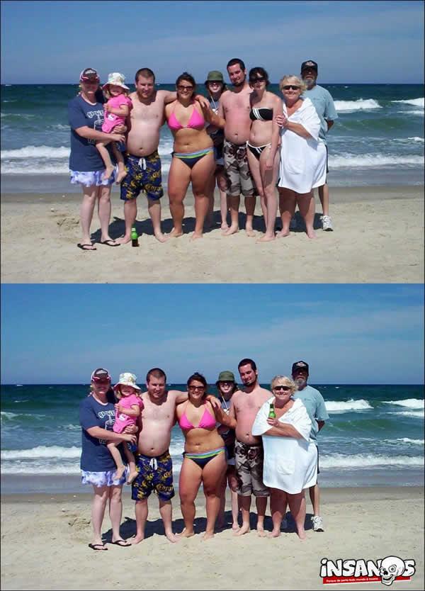 Isso sim é um Photoshop perfeito!