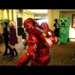 Melhor Cosplay do mundo: ' Homem de Ferro'