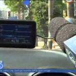 GPS que xinga o motorista