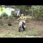 Video-cassetadas com motos