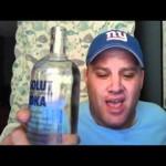 Bebendo uma garrafa de ABSOLUT em 15 segundos