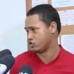 Traficante Gaguinho é preso e tenta se explicar…