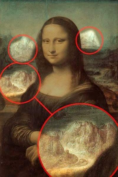 Artista amador descobre animais escondidos na Mona Lisa