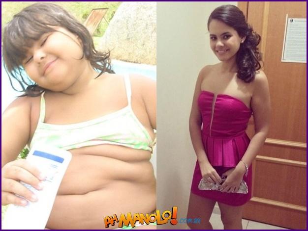 Essa garota resolveu mudar totalmente e chocou todo mundo!
