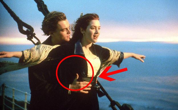 5 coisas bizarras que você nunca percebeu no filme Titanic...