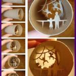 Arte em miniaturas