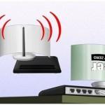 melhorando sinal wi-fi