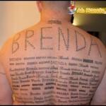 tatuagem da namorada