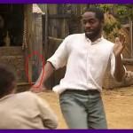 Fantasma aparece durante cena da novela Lado a Lado