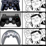 controle do PS4